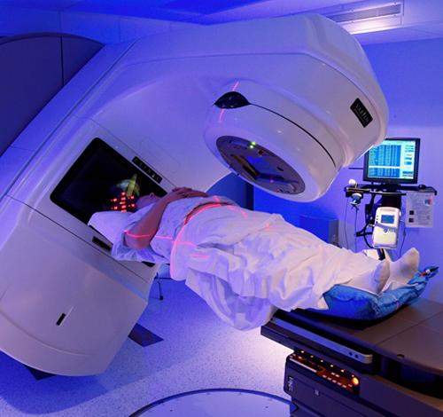 العلاج الكيميائي والعلاج الإشعاعي