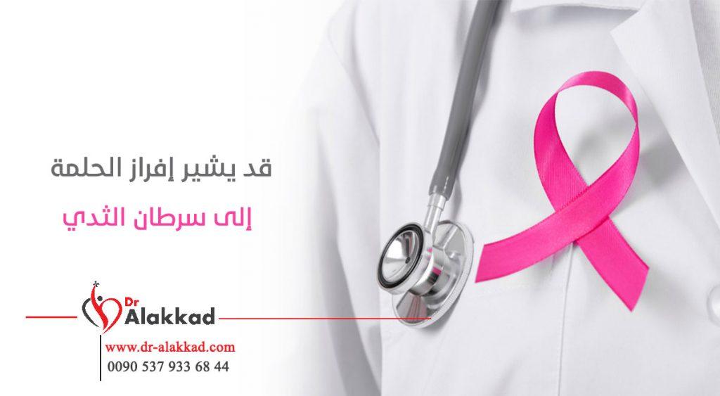 سرطان الثدي وأعراضه وطرق علاجة